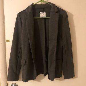 Old Navy Grey Blazer